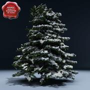 Kış Ağacı V6 3d model