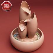Home Fountain V4 3d model