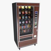Maszyna cukierków 1 3d model