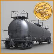 Tanque de trem 3d model