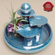 Home Fountain V3 3d model