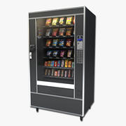 Candy Machine 2 3d model