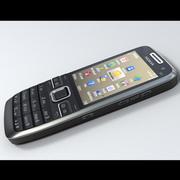 Nokia E52 3d model