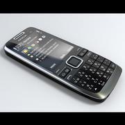 Nokia E55 3d model