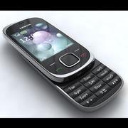 Nokia 7230 3d model