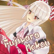 Mokou Fujiwara 3d model