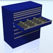 Dexion Drawer 3d model