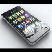 LG Pop GD510 3d model