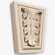 Key stone (m2) 3d model