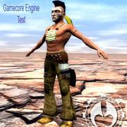 Indian Joe 3d model