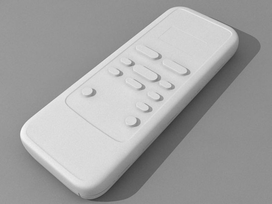 controle royalty-free 3d model - Preview no. 5