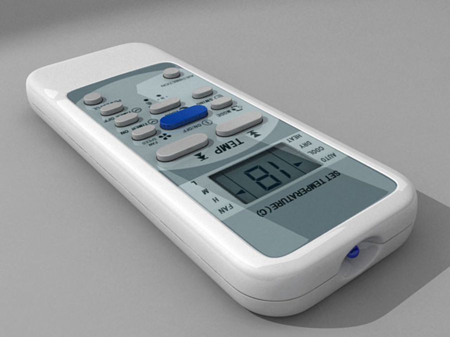 controle royalty-free 3d model - Preview no. 4