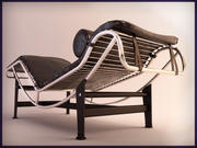 Chaise-lounge 3d model