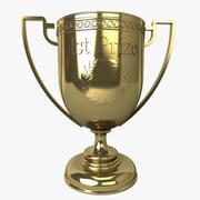 Trophy C 3d model