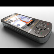 Nokia 6710 Navigator 3d model