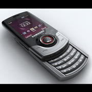 Samsung S3100 Croy 3d model
