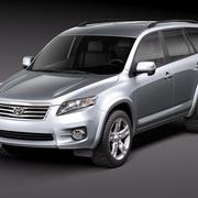 Toyota RAV4 2011 3d model