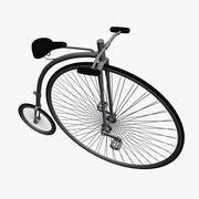 Bone Shacker Bicycle 3d model
