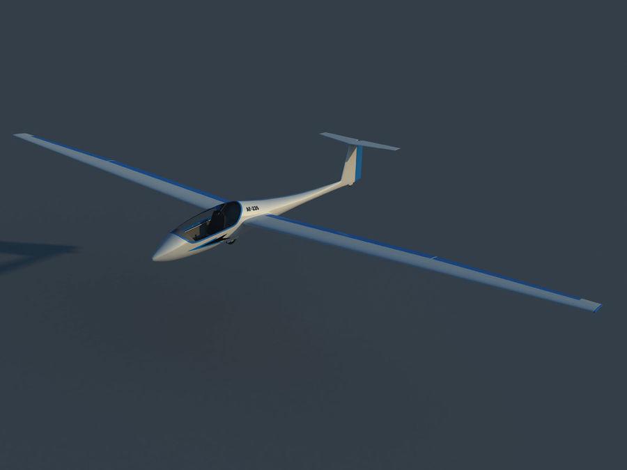 Schempp-Hirth Discus glider 3D Model $49 - .obj .max .fbx ...