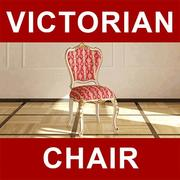 # 758-C Кресло без подлокотников 3d model
