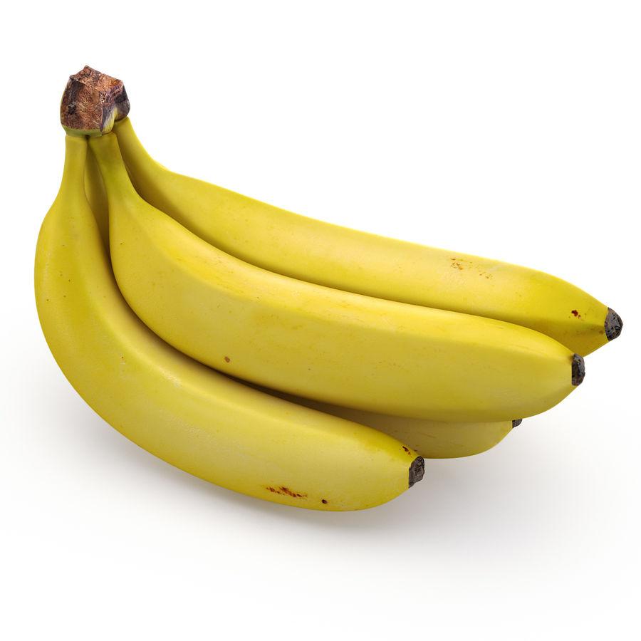 Banan royalty-free 3d model - Preview no. 3