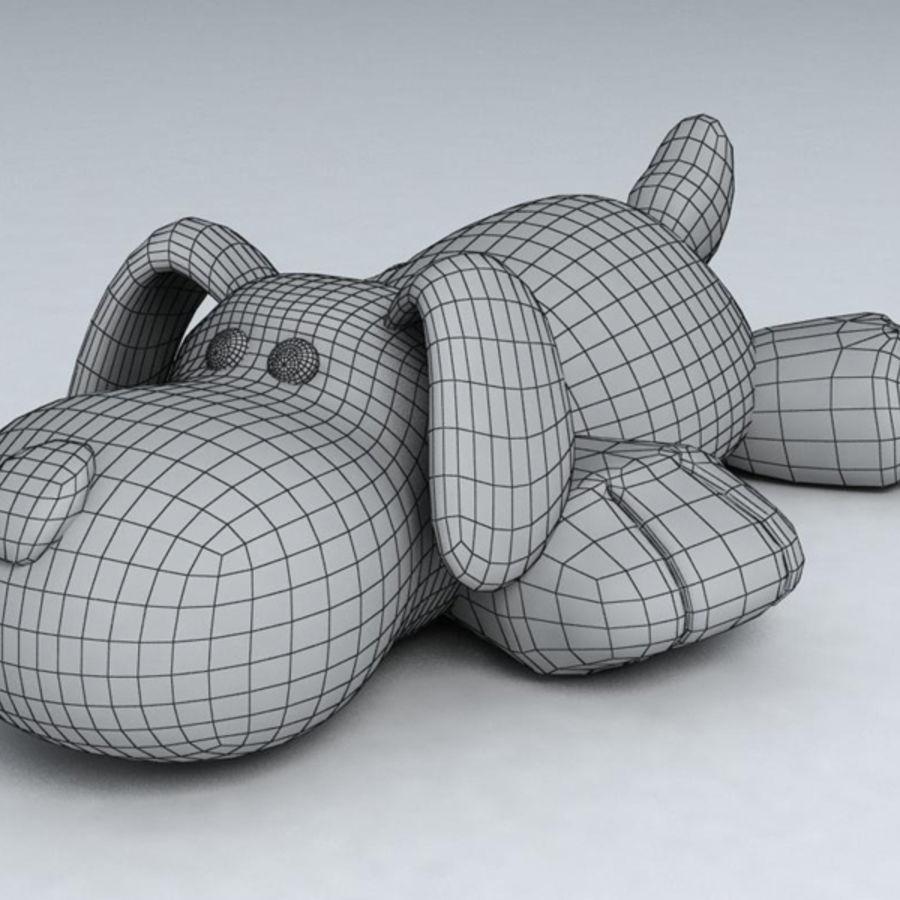 Oyuncak köpek royalty-free 3d model - Preview no. 5