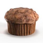 Muffin 001 3d model