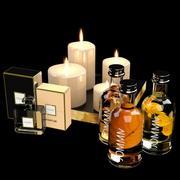 Pakiet akcesoriów łazienkowych 3d model