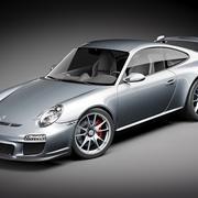 Porsche 911 GT3 2010 3d model