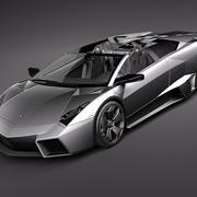 Lamborghini Reventon Roadster 2010 3d model