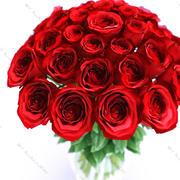 Rose in vaso 3d model