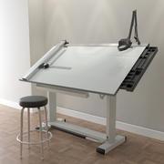 Table Pro-set opstellen 3d model