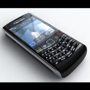 BlackBerry Pearl 3G 9100 3d model