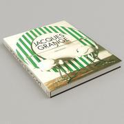 Книга 3d model