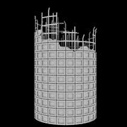 Highrise Ruin 3d model