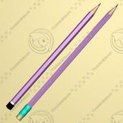 6.pencil 3d model