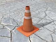 ruch drogowy 3d model