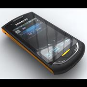 Samsung S5620 Monte 3d model