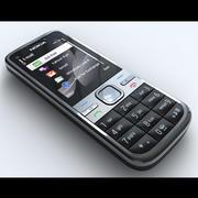Nokia C5 3d model