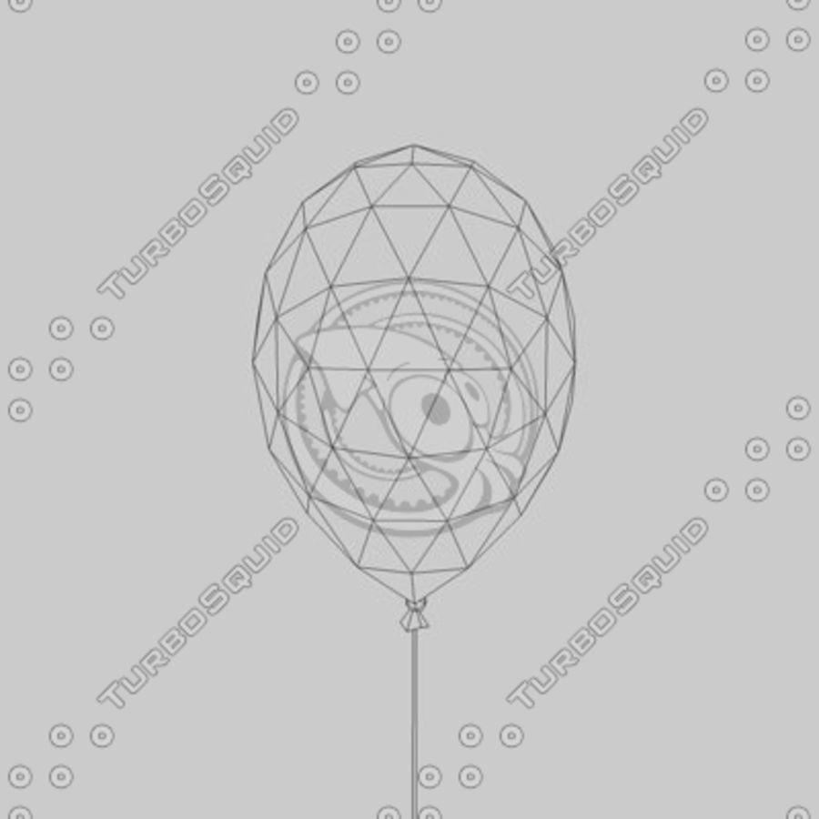 garbage bin royalty-free 3d model - Preview no. 5