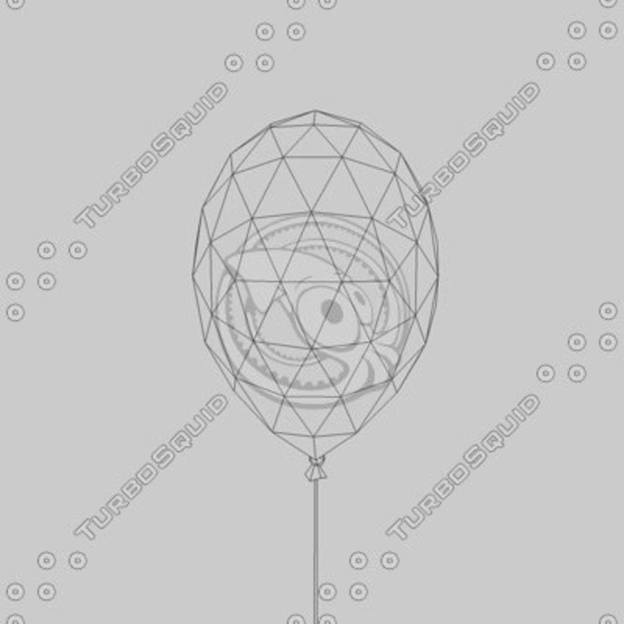 garbage bin royalty-free 3d model - Preview no. 4