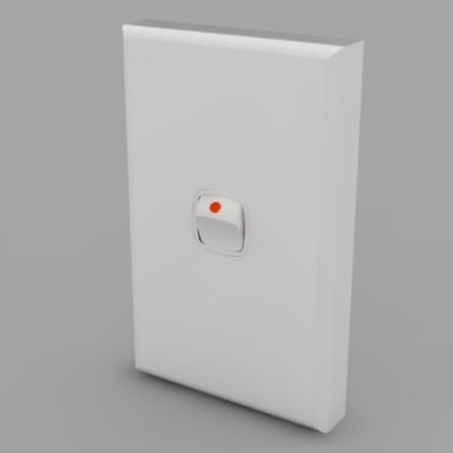 Power Point royalty-free 3d model - Preview no. 6