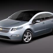 Chevrolet Volt 2010-2013 3d model
