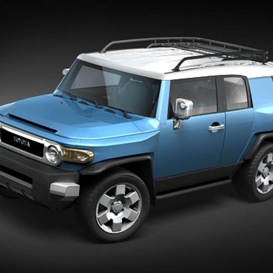 Cruiser Free 3d Models Download Free3d Toyota Land 1960 77 Fj Lowpoly Model