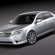 Toyota Avalon 2011 3d model