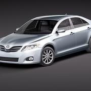 Toyota Camry 2008-2010 3d model