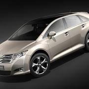 Toyota Venza 3d model