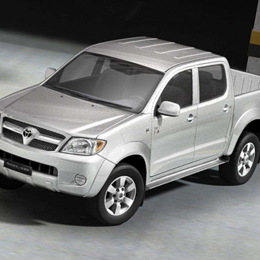 Kekurangan Toyota Hilux 2006 Review
