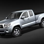 Toyota Tacoma acces cab 3d model