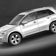 Acura RDX 2008 modelo 3d